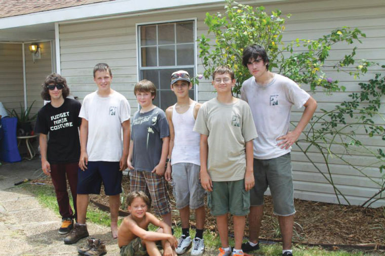 Local Boy Scout Troop helps the community - L'Observateur ...