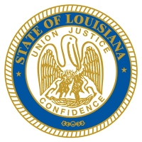 governor, state seal, louisiana